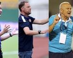 V-League 2021: Thách thức cho 3 HLV ngoại