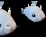 Cá robot - Phương tiện mới cho hoạt động cứu hộ trên biển
