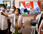 Ấn Độ bắt đầu chiến dịch tiêm chủng