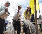 Thủ tướng khen Bến Tre, tỉnh đầu tiên hưởng ứng trồng 1 tỉ cây xanh