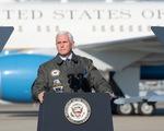 Ông Pence ca ngợi chính quyền ông Trump không đưa Mỹ vào cuộc chiến nào