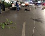 Tạm giữ nam thanh niên lái xe máy tông 3 người đi bộ, 2 người chết