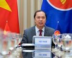 Ngày 19-1, vấn đề Biển Đông được nêu trong cuộc họp đầu tiên của ASEAN