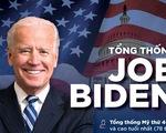 Trở thành Tổng thống Mỹ thứ 46, ông Biden hứa gì trong 100 ngày đầu?