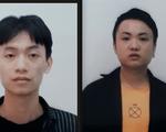 5 người Trung Quốc nhập cảnh