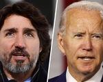 Ông Biden điện đàm thủ tướng Canada, nhất trí gặp nhau tháng tới