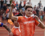 Cập nhật kết quả, tỉ số vòng 2 V-League 2021: Hồ Tấn Tài lập công giúp Bình Định thắng Sài Gòn