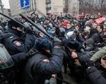 روسیه بیش از 3000 معترض را دستگیر کرد ، از ایالات متحده انتقاد کرد