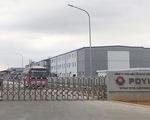 Hải Dương đóng cửa phân xưởng, xét nghiệm COVID-19 toàn bộ công nhân Công ty điện tử POYUN