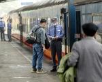 Đường sắt bỏ nhiều đoàn tàu chạy dịp Tết do ảnh hưởng dịch COVID-19