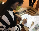 Quảng Ninh phạt 2 triệu đồng với một phụ nữ không đeo khẩu trang tại chợ