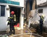 Cháy nhà trong hẻm quanh co tại Gò Vấp, cả khu dân cư hoảng loạn