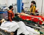 Thêm 2 người chết trong vụ rơi vận thăng công trình trụ sở Sở Tài chính