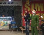 4 anh em ruột dùng dao chặn người đi đường, cướp tài sản