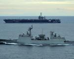 Đòi Iran thả tàu, Hàn Quốc điều gấp tàu chiến áp sát eo biển Hormuz