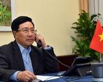 Việt Nam khẳng định hợp tác với Mỹ giải quyết vụ