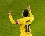 Barcelona thắng ngược Athletic Bilbao nhờ cú đúp của Messi