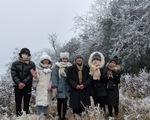 Băng giá phủ trắng Cao Bằng, Lạng Sơn