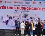 8h sáng nay 9-1, tư vấn tuyển sinh tại Nghệ An