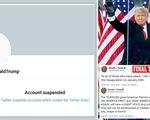 Tổng thống Trump muốn lập mạng xã hội riêng sau khi tố bị Twitter