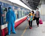 Tái khởi động vận tải liên tỉnh: Tàu hỏa đắt khách, ôtô nghe ngóng