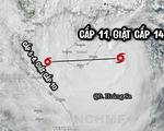 Bão số 8 ảnh hưởng như thế nào đến đất liền Việt Nam?