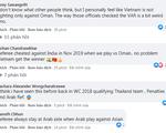 Cổ động viên châu Á: bất thường cách các trọng tài kiểm tra VAR với tuyển Việt Nam