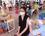 TP.HCM còn 2,5 triệu liều vắc xin đủ tiêm mũi 2 cho người trên 18 tuổi
