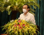 Bí thư Nguyễn Văn Nên: Nghiên cứu tổ chức lễ cầu siêu cho đồng bào, cán bộ, chiến sĩ mất vì COVID-19