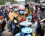 Hơn 3.000 công nhân ở Đồng Nai hò reo, vui mừng khi được CSGT dẫn đường về quê
