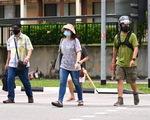 Singapore ca nhiễm giảm, tỉ lệ tử vong thấp nhất thế giới