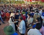 Quảng Ngãi nói gì việc ca sĩ Thủy Tiên trao hỗ trợ tại tỉnh này?