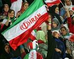 Iran cho phép phụ nữ vào sân xem trận gặp Hàn Quốc ở vòng loại World Cup