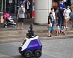 Singapore đưa robot cảnh sát vào hoạt động