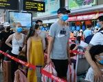Đà Nẵng mở lại vận tải hàng không, đường sắt