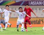 Tuyển Việt Nam thua Trung Quốc 2-3 ở vòng loại World Cup 2022