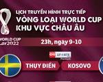 Lịch trực tiếp vòng loại World Cup 2022 khu vực châu Âu: Anh, Đan Mạch thi đấu