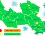 Toàn bộ 15 huyện, thị xã, thành phố tại Long An đã hóa