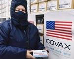 Thêm 397.800 liều vắc xin Pfizer do Mỹ tặng đã về tới Việt Nam