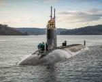 Tàu ngầm hạt nhân Mỹ đâm vào vật thể bí ẩn ở Biển Đông, nhiều thủy thủ bị thương