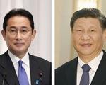 Chủ tịch Trung Quốc và thủ tướng Nhật trao đổi về vấn đề Đài Loan