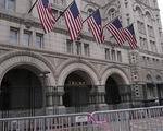 Khách sạn ông Trump thua lỗ hàng chục triệu USD