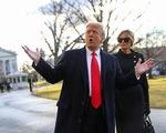 Ông Trump đã chọn được trưởng nhóm pháp lý trước phiên họp luận tội