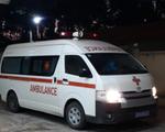 Bệnh viện dã chiến điều trị COVID-19 Gia Lai đón 8 bệnh nhân đầu tiên