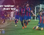 Muốn vô địch Champions League, hãy bước qua Barca