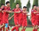 Đội tuyển Việt Nam đá tập trung vòng loại thứ 2 World Cup 2022
