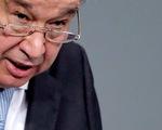 Tổng thư ký Liên Hiệp Quốc đề xuất kế hoạch tiêm vắc xin toàn cầu