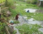 Độ mặn giảm nhưng xâm nhập sâu, nhiều tỉnh miền Tây khuyến cáo trữ nước ngọt