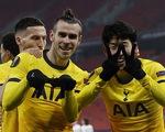 Gareth Bale tỏa sáng giúp Tottenham đặt một chân vào vòng 16 đội Europa League
