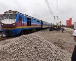 Hoàn thành các dự án 7.000 tỉ đồng nâng cấp đường sắt trong năm 2021
